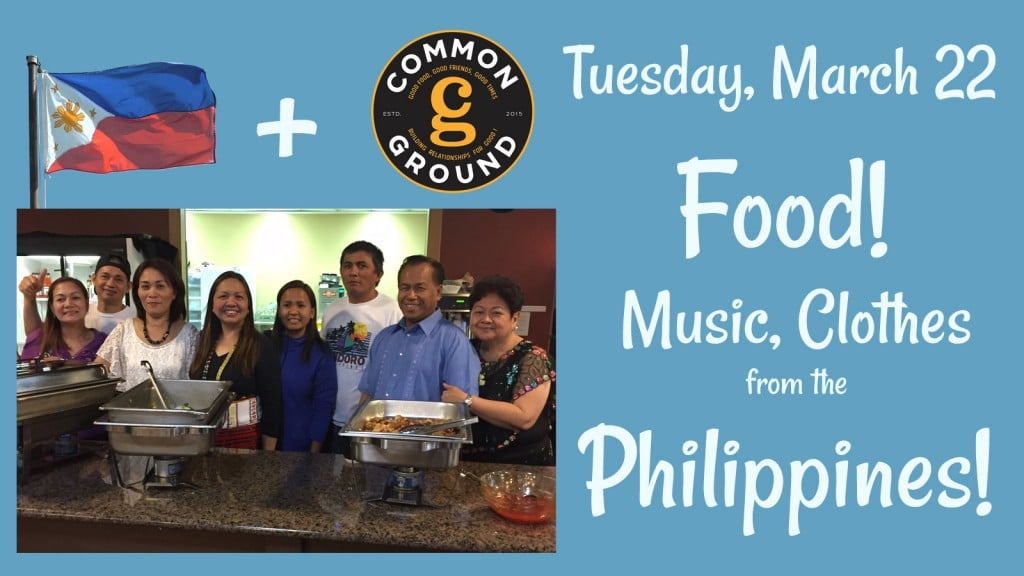 Philippine Night at Common Ground