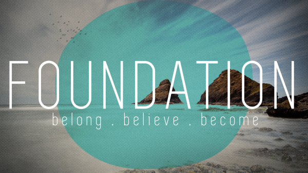 Foundation - One Word Image